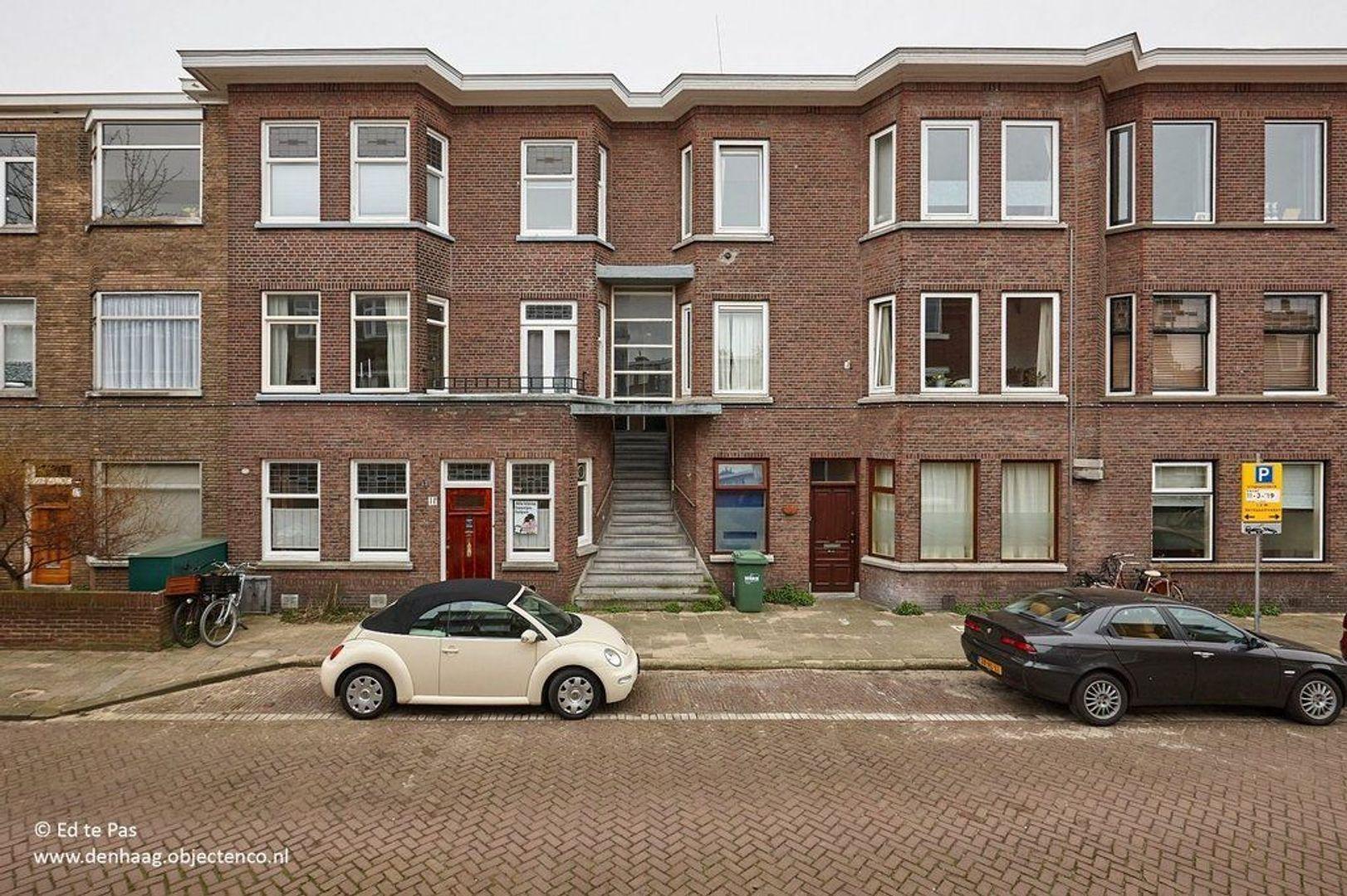 Van Reesstraat, Den Haag foto-22 blur