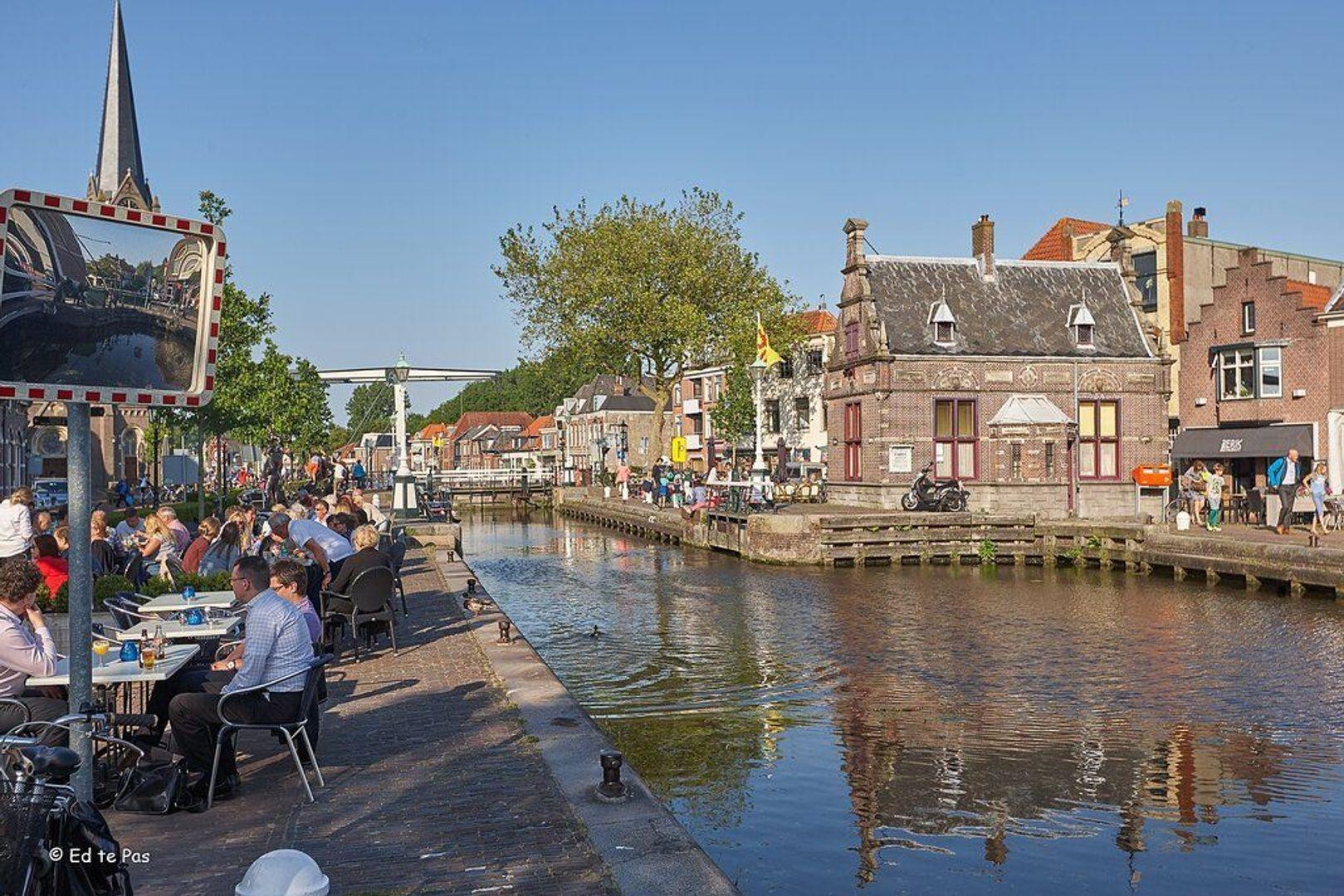 Hendrik van Randwijkstraat, Leidschendam foto-36 blur