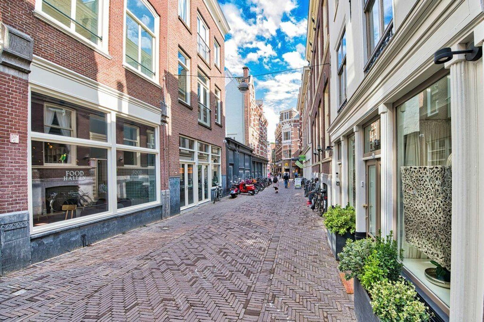 Nieuwstraat, Den Haag foto-39 blur
