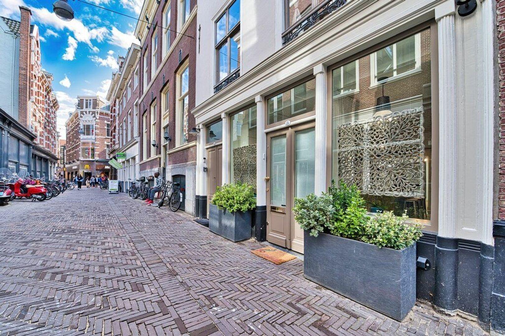 Nieuwstraat, Den Haag foto-40 blur