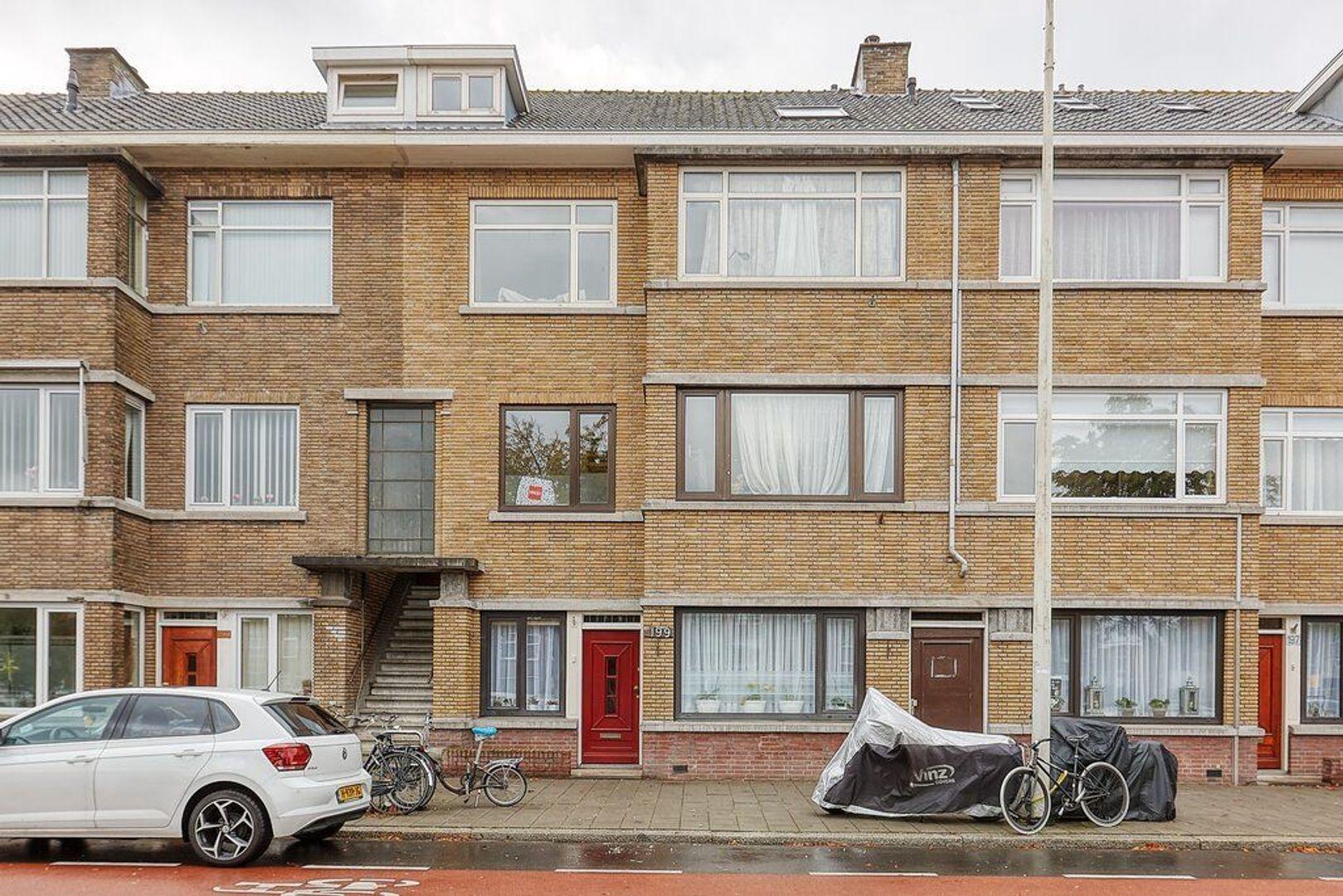 Soestdijksekade, Den Haag foto-28 blur