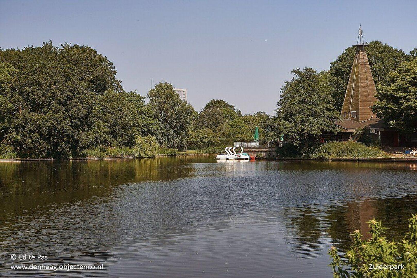Soestdijksekade, Den Haag foto-30 blur