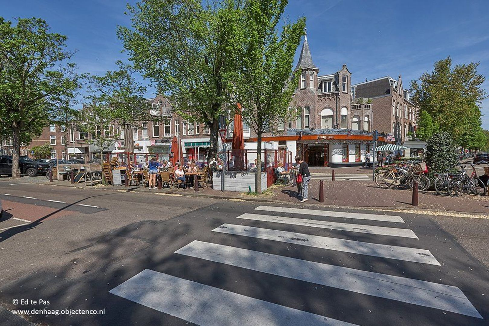 Van Aerssenstraat, Den Haag foto-32 blur