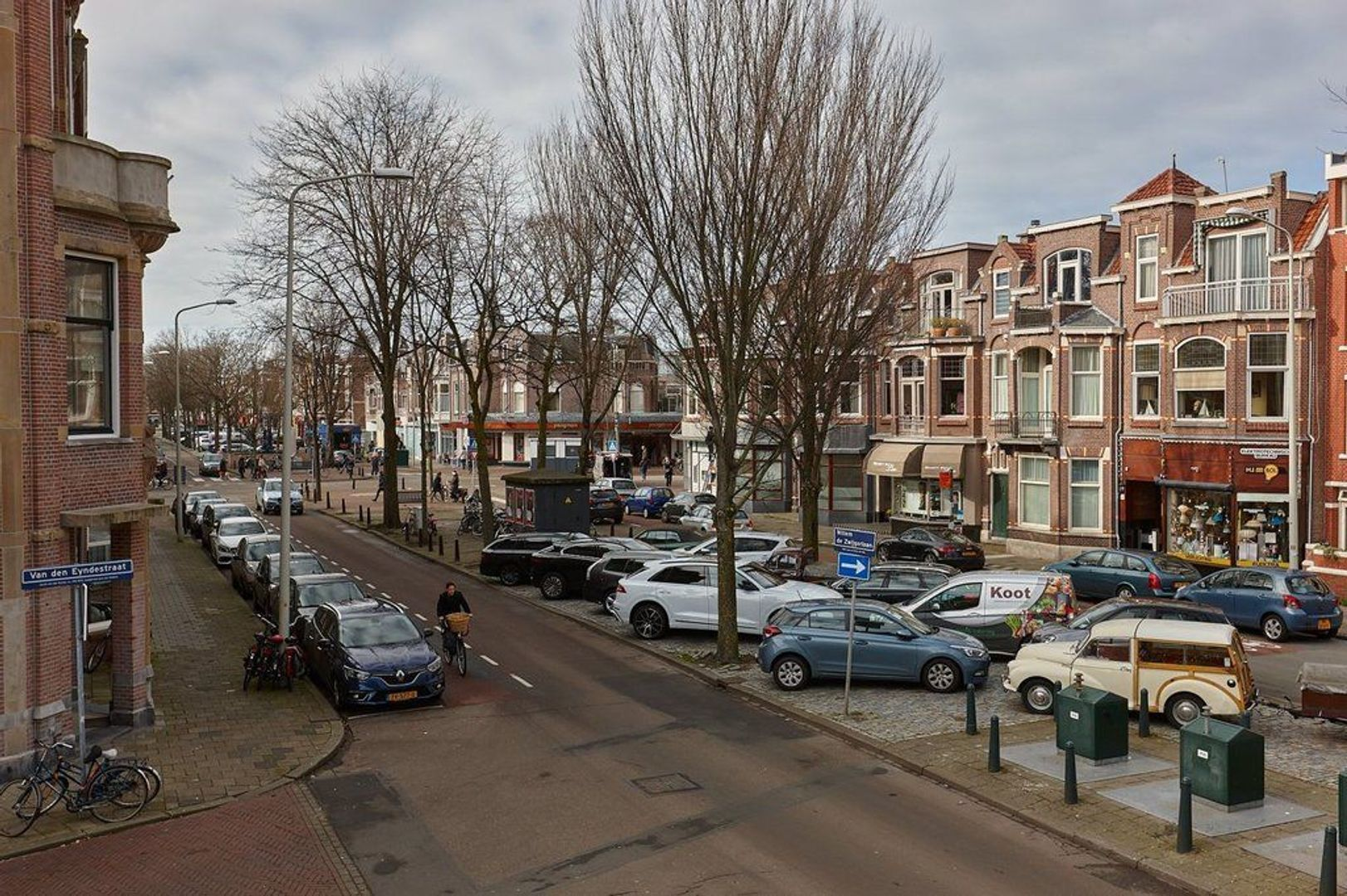 Willem de Zwijgerlaan, Den Haag foto-27 blur