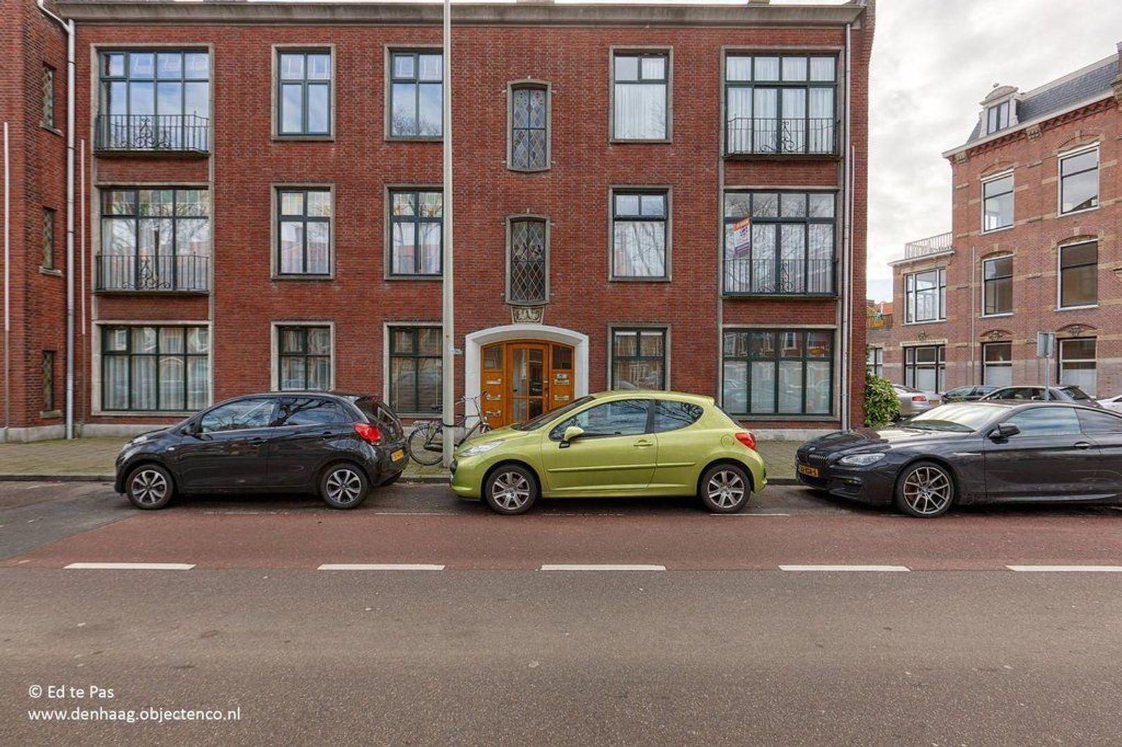 Willem de Zwijgerlaan, Den Haag foto-28 blur