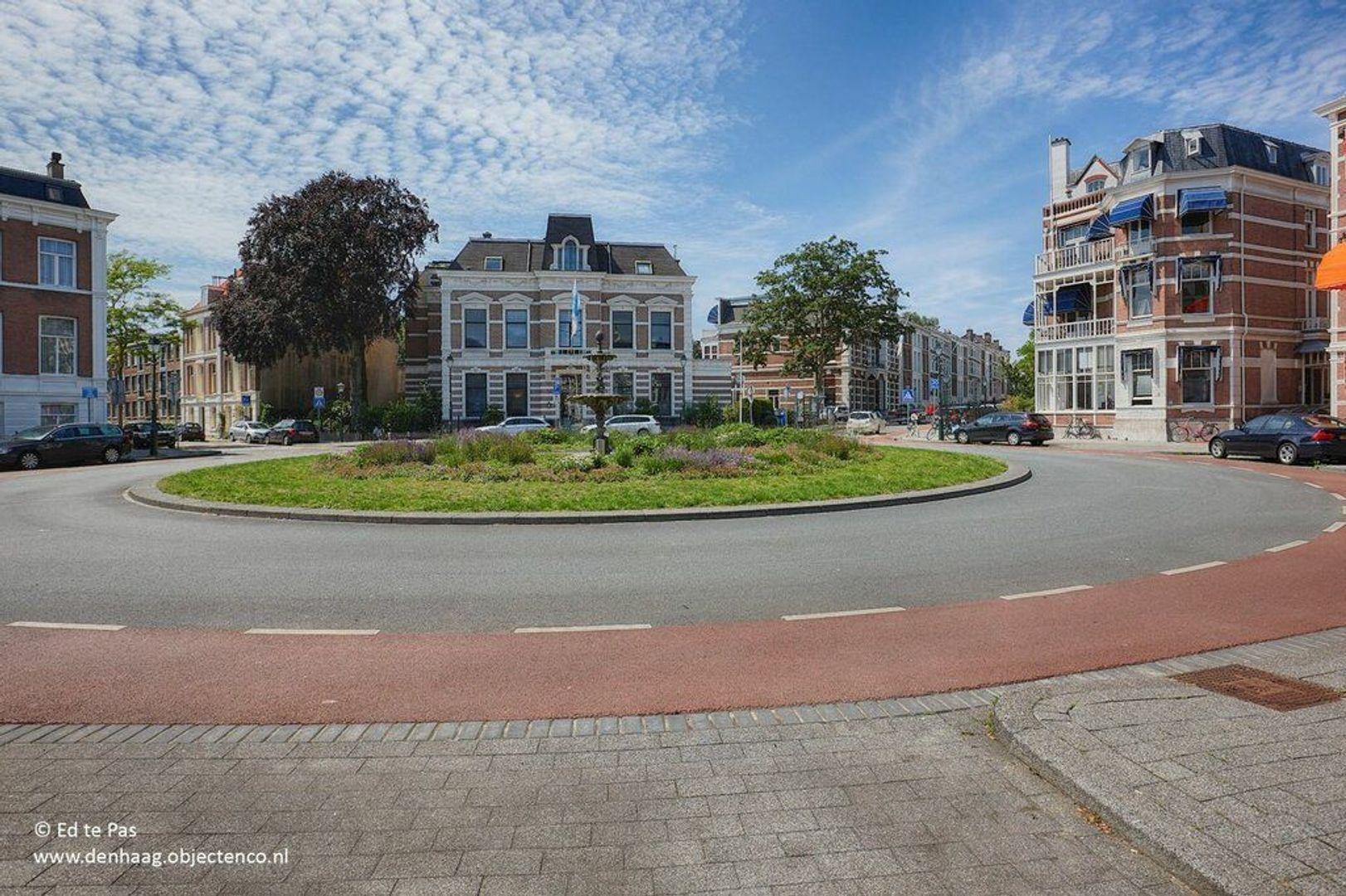 Bankastraat, Den Haag foto-29 blur