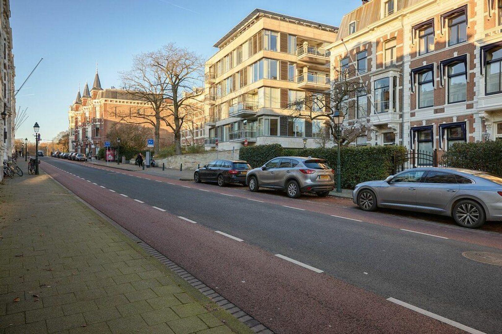 Bankastraat, Den Haag foto-25 blur