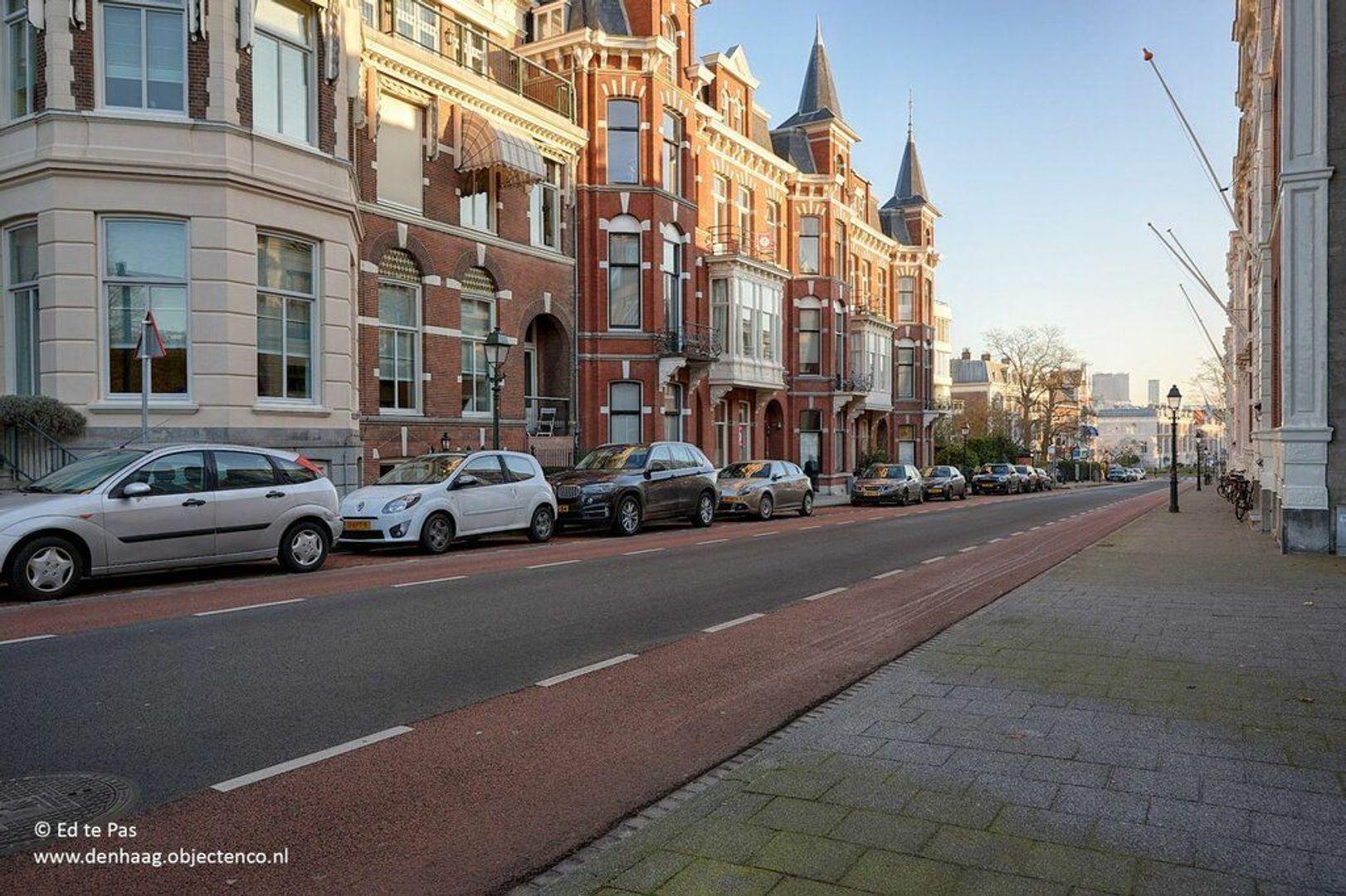 Bankastraat, Den Haag foto-32 blur