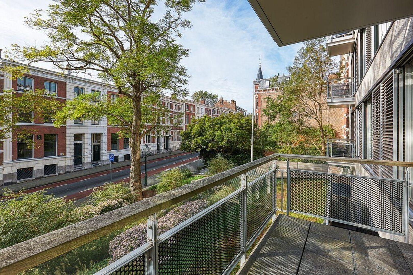 Bankastraat, Den Haag foto-28 blur