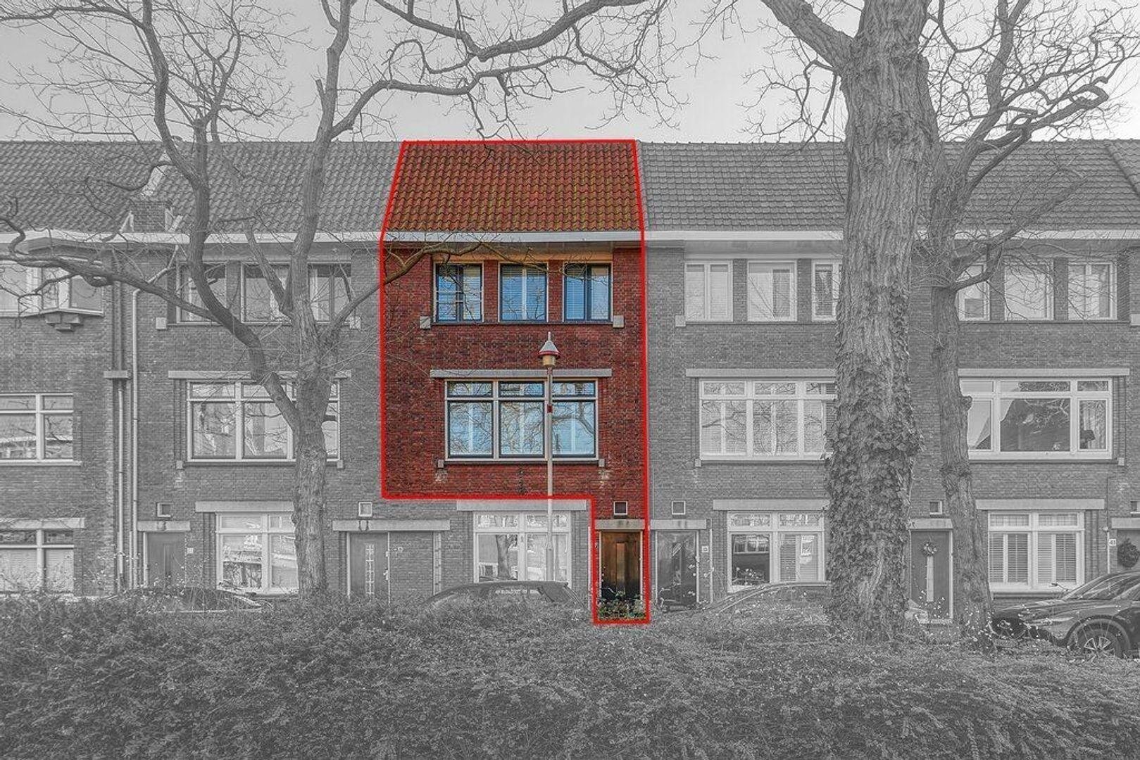 Breitnerlaan, Den Haag foto-3 blur