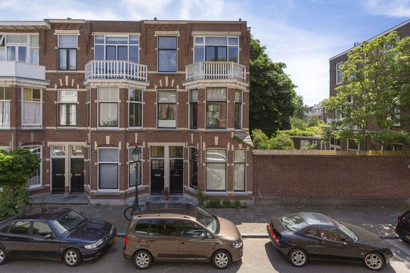 Van Aerssenstraat, Den Haag foto-4 blur