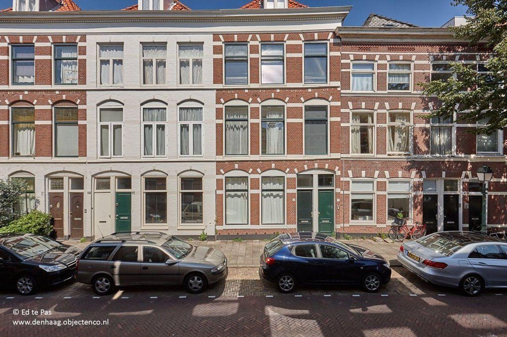 Van Merlenstraat, Den Haag foto-2 blur