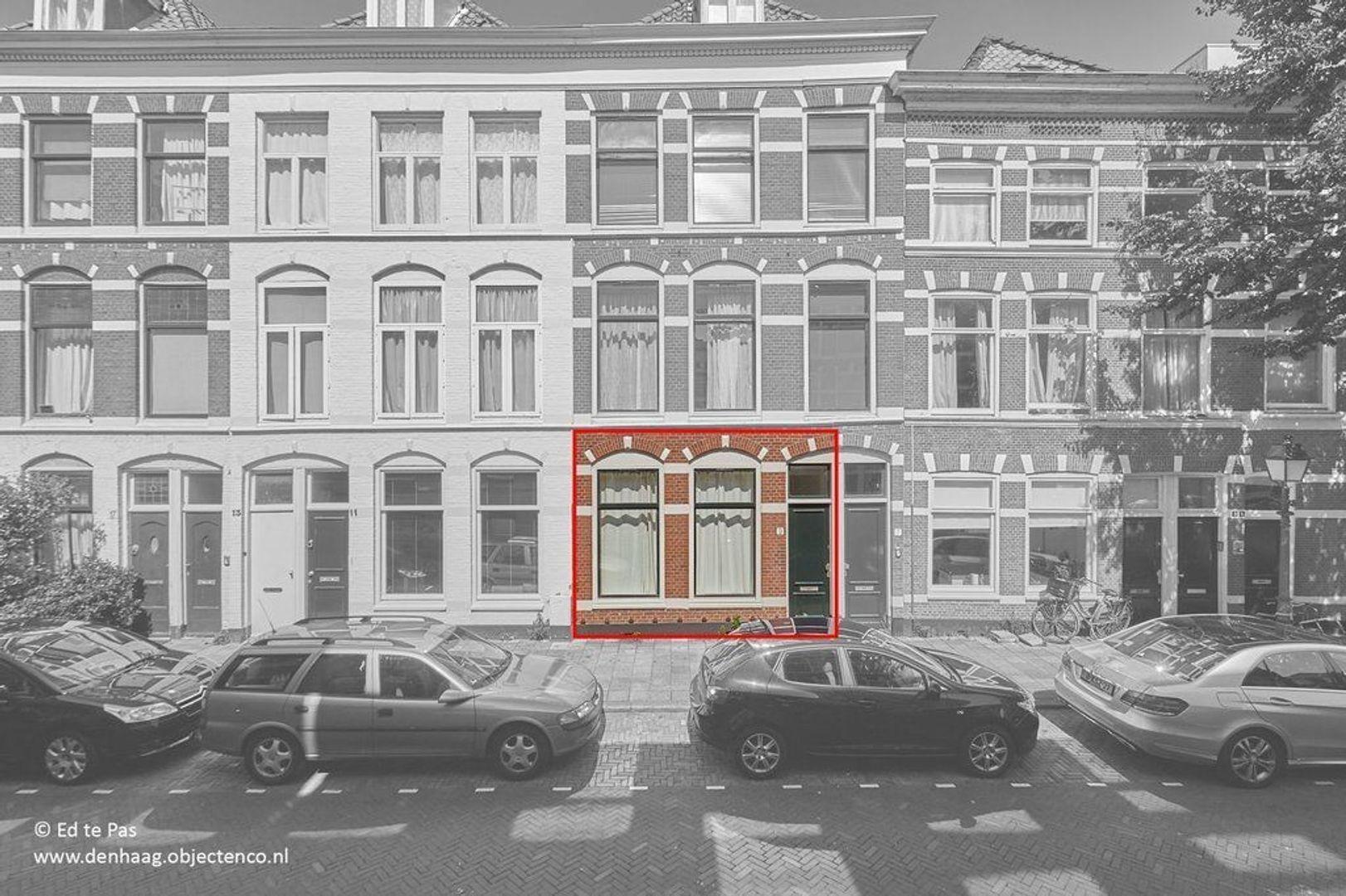 Van Merlenstraat, Den Haag foto-3 blur