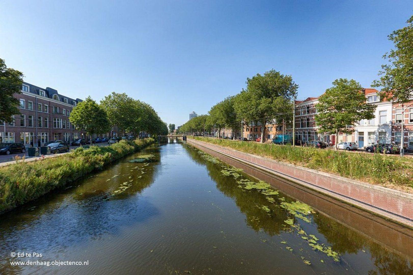Van Merlenstraat, Den Haag foto-26 blur