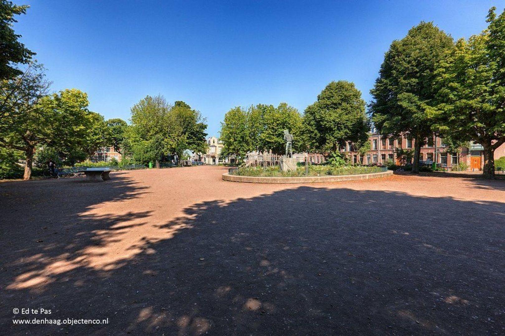 Van Merlenstraat, Den Haag foto-28 blur