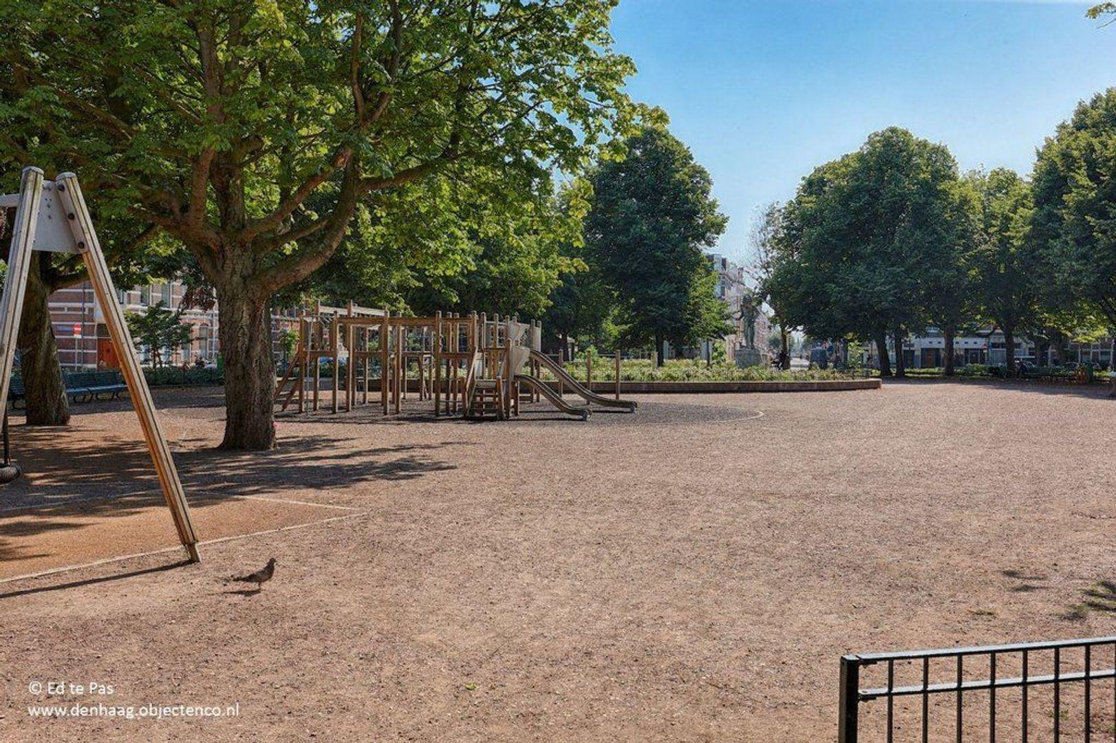 Van Merlenstraat, Den Haag foto-29 blur