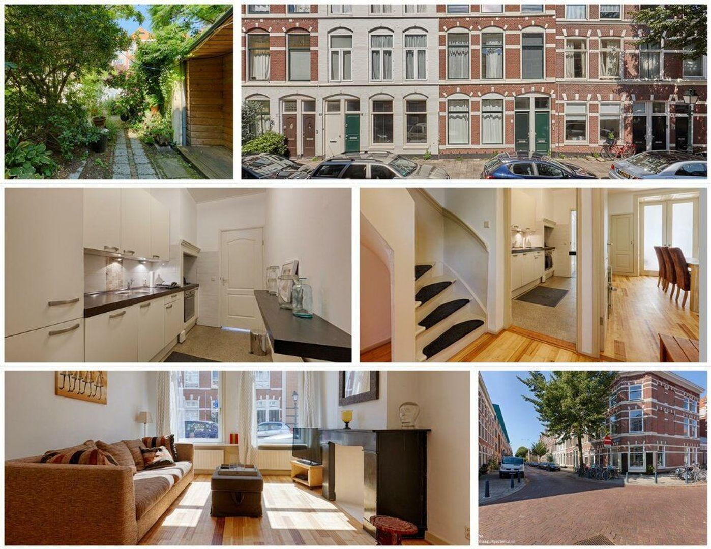 Van Merlenstraat, Den Haag foto-1 blur