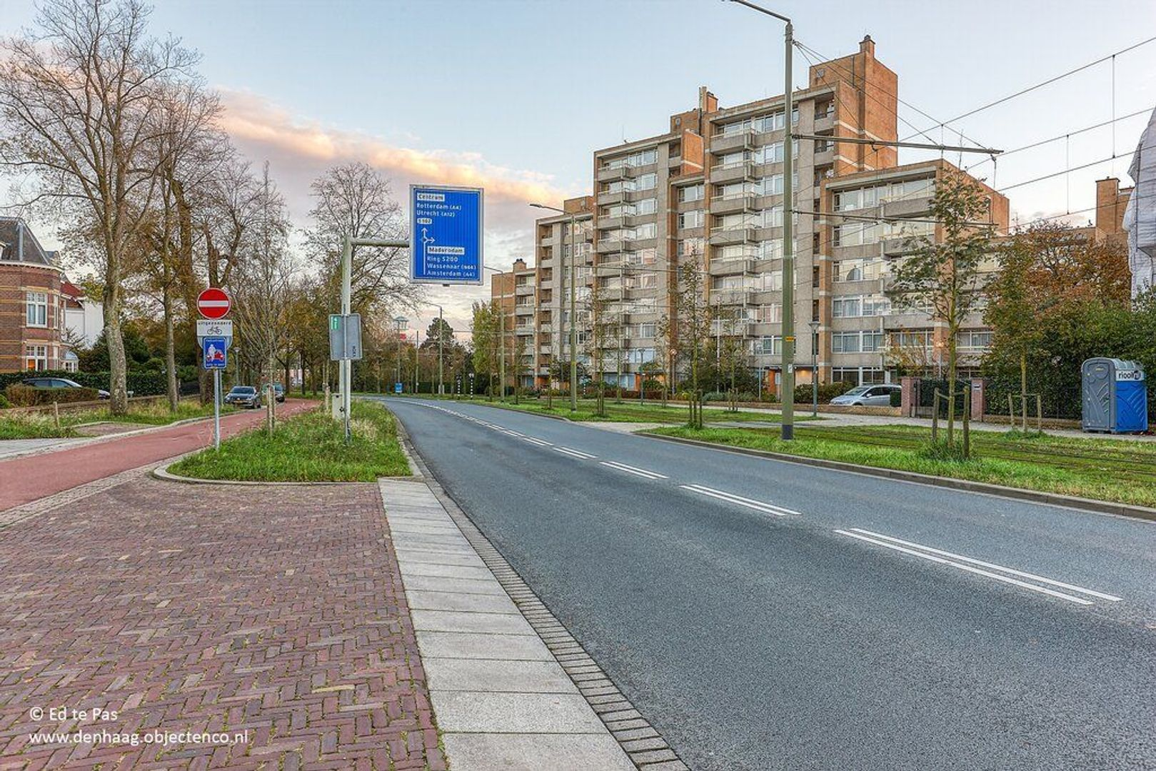 Nieuwe Parklaan, Den Haag foto-39 blur