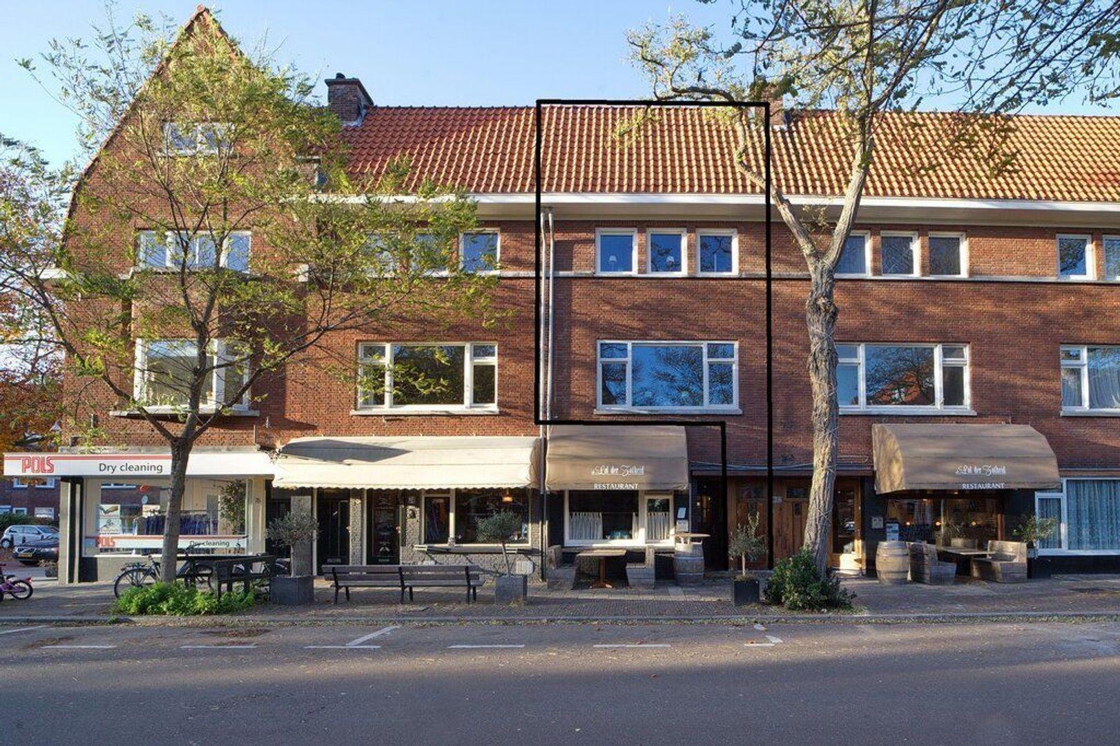 Breitnerlaan, Den Haag foto-63 blur