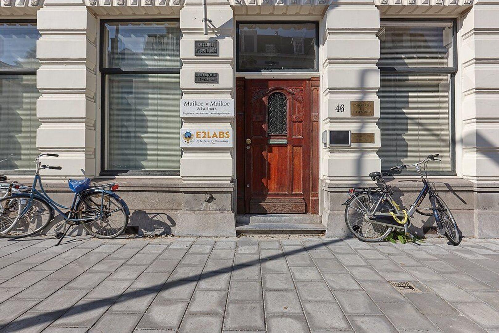 Laan Copes van Cattenburch, Den Haag foto-23 blur