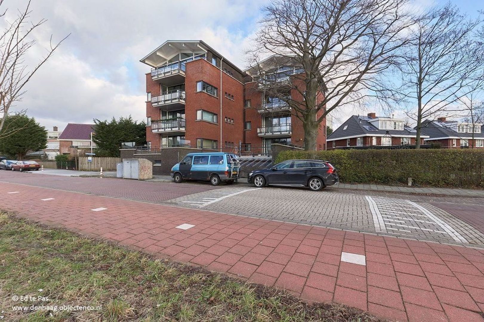 Laantje van Braskamp, Rijswijk foto-24 blur