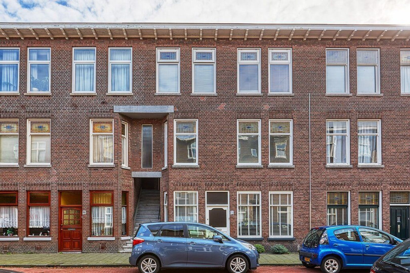 Usselincxstraat, Den Haag foto-20 blur