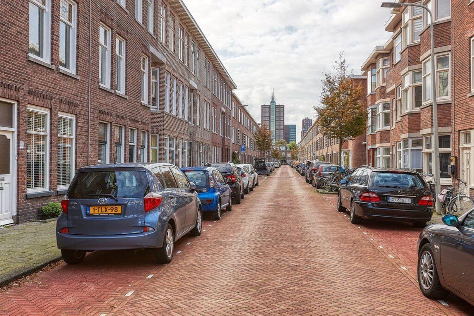 Usselincxstraat, Den Haag foto-21 blur