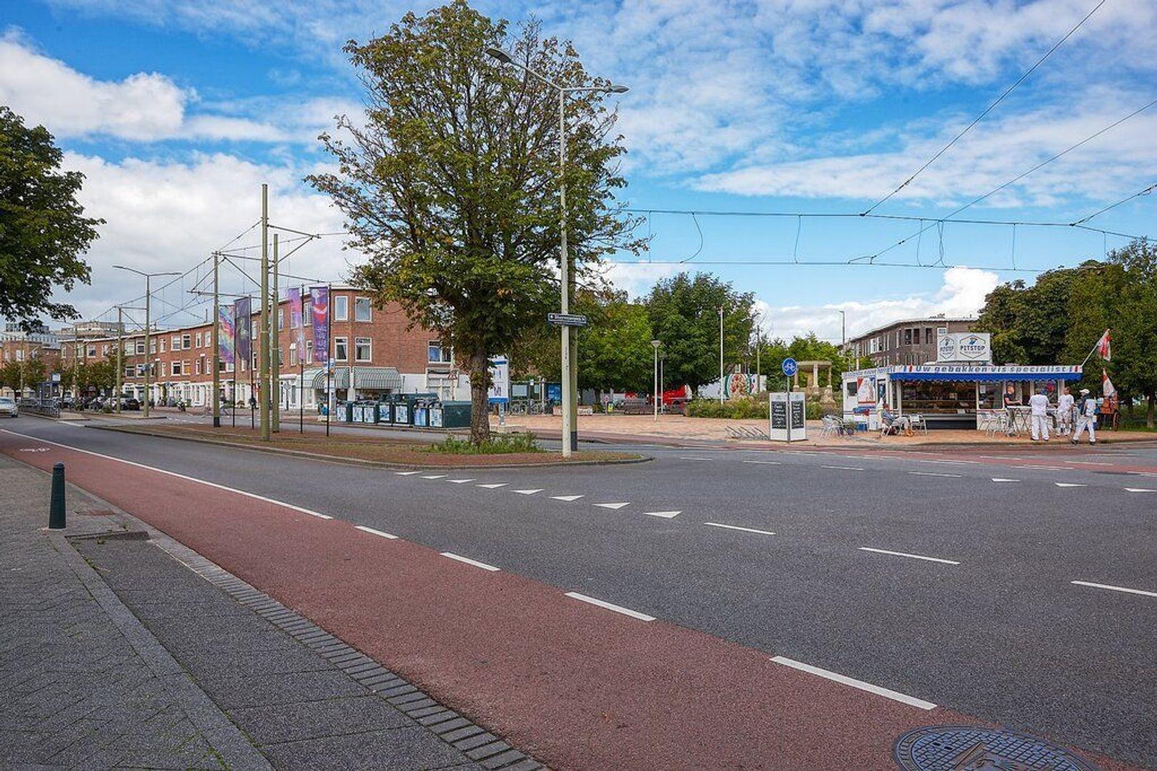 Usselincxstraat, Den Haag foto-23 blur