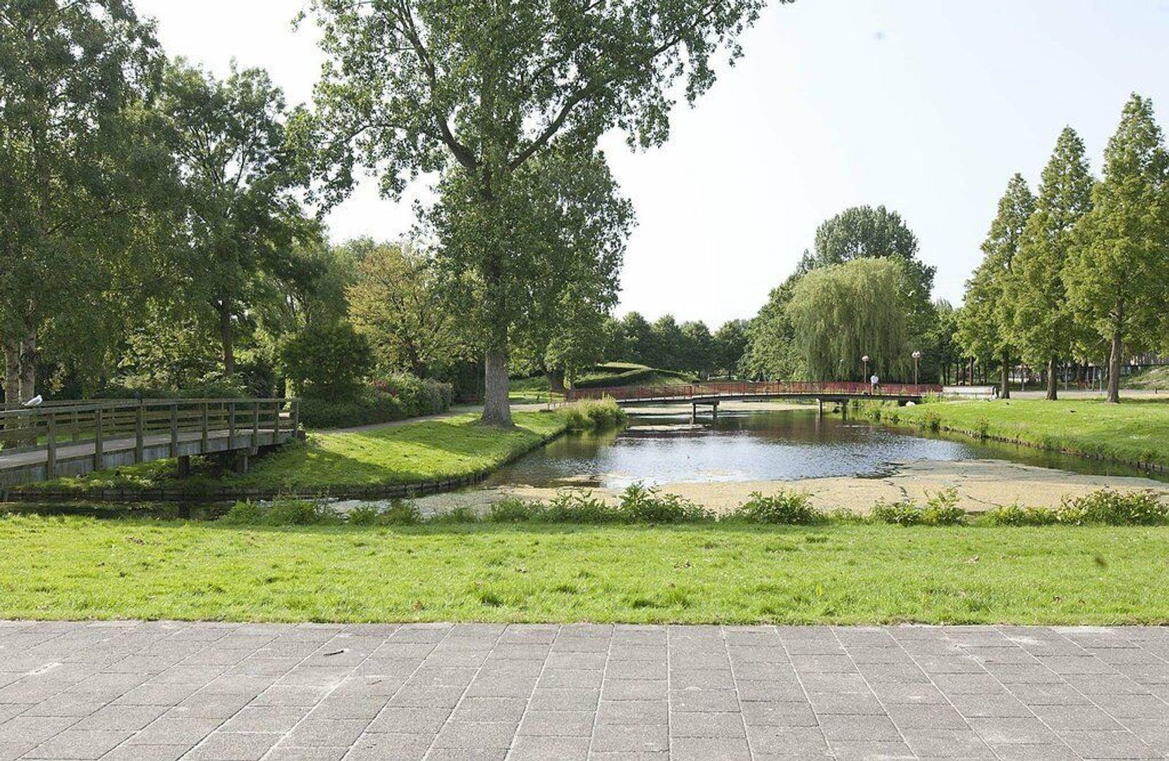 Bruijnings Ingenhoeslaan, Voorburg foto-15 blur