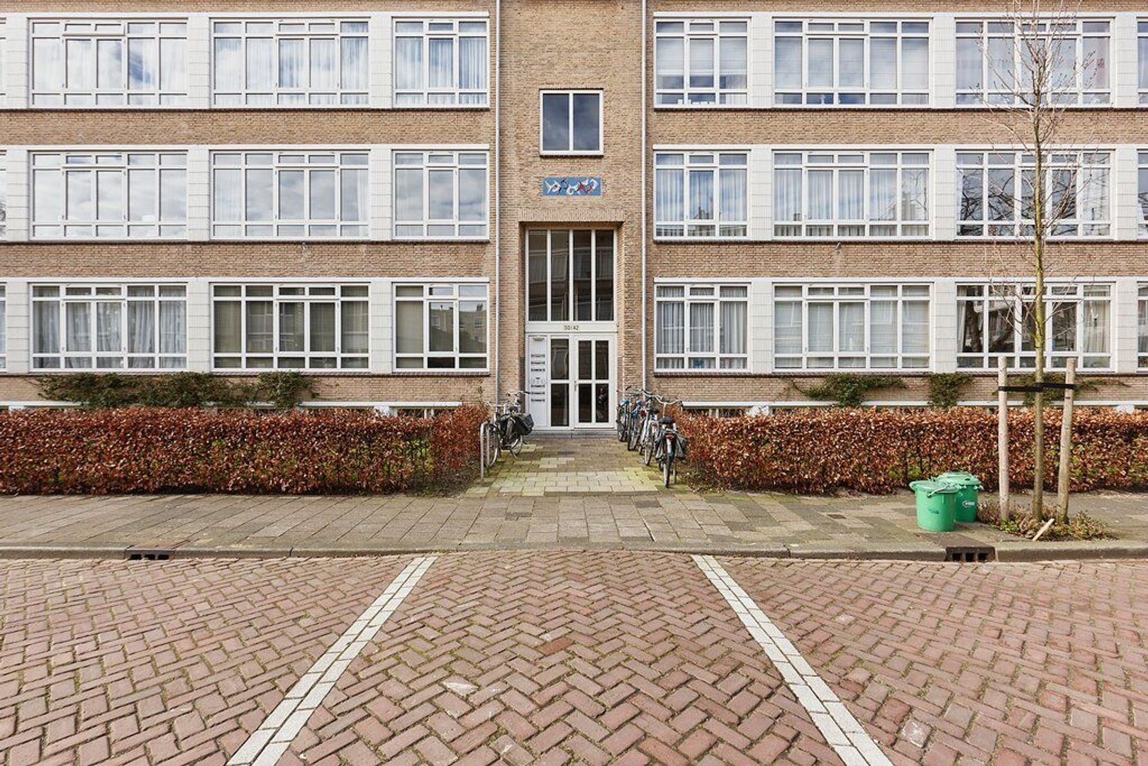 Van Trigtstraat, Den Haag foto-2 blur