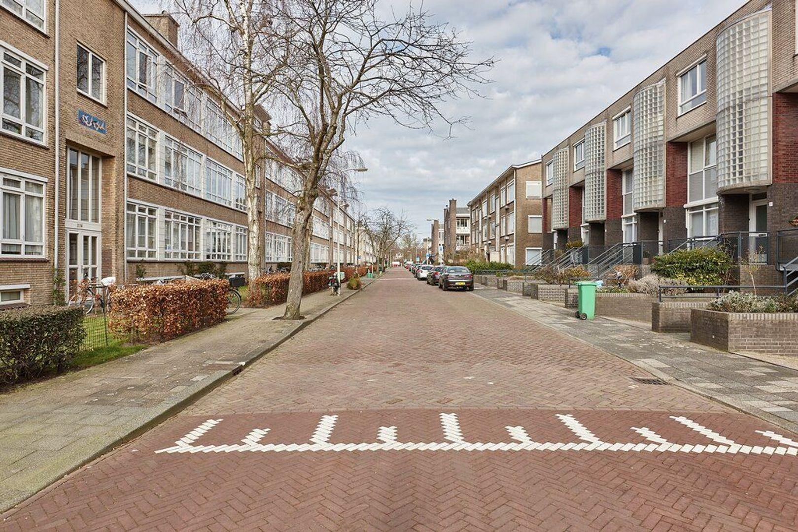 Van Trigtstraat, Den Haag foto-23 blur