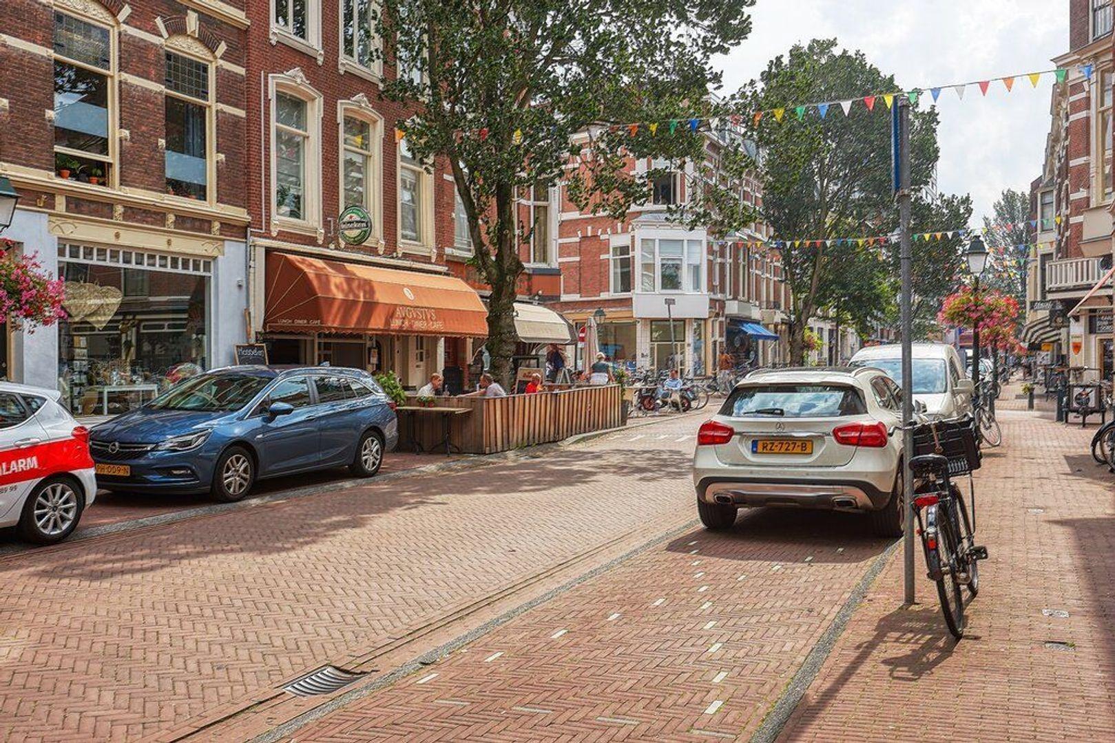Reinkenstraat, Den Haag foto-24 blur