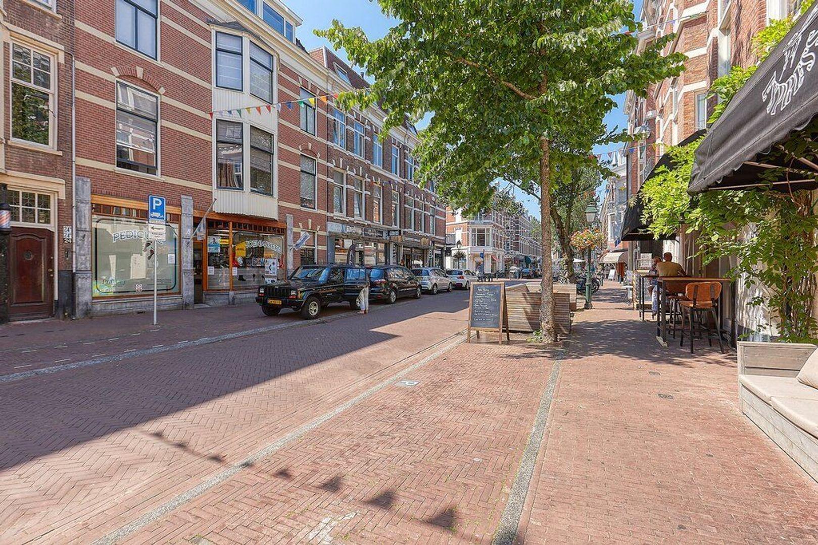 Reinkenstraat, Den Haag foto-26 blur
