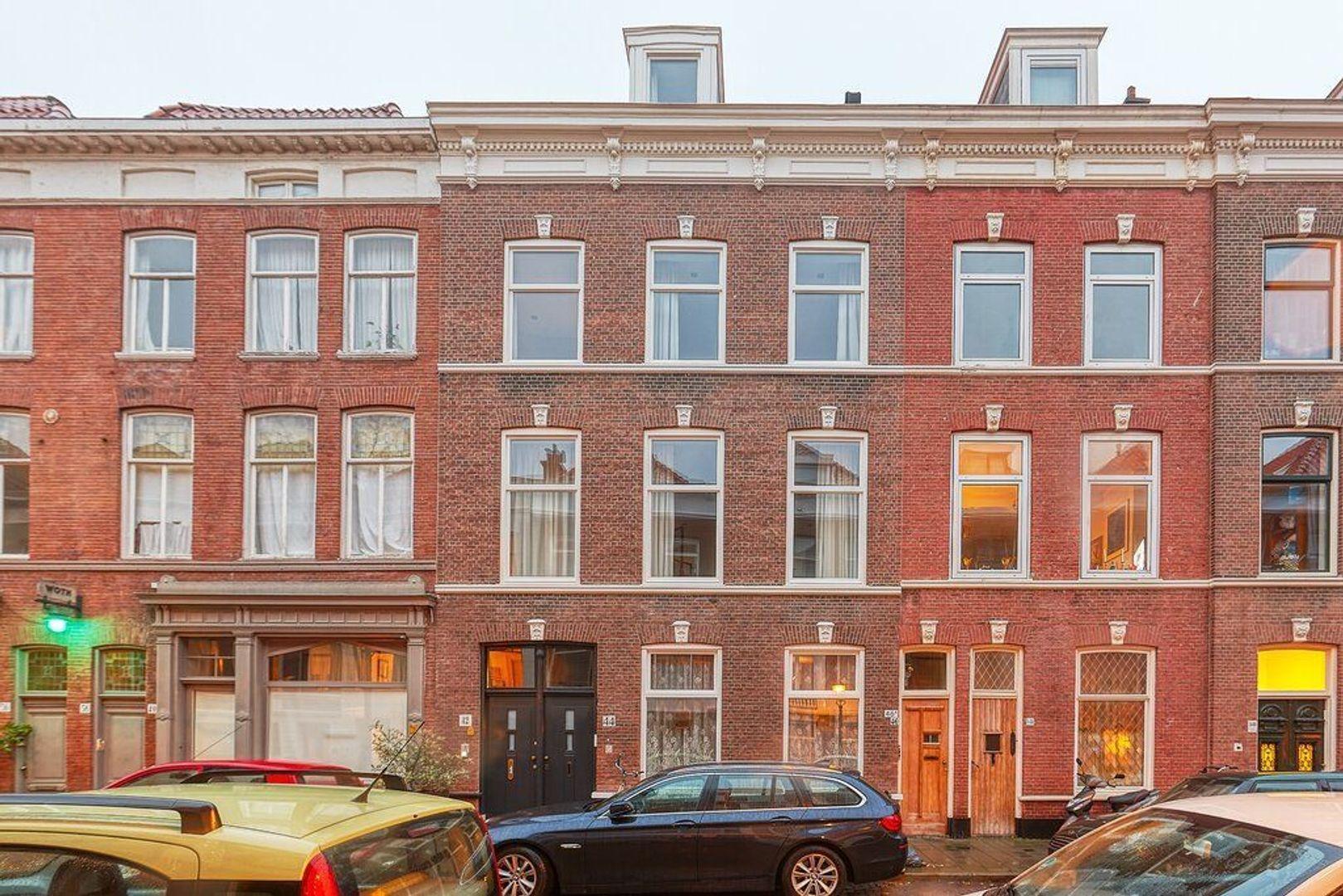 Van Galenstraat, Den Haag foto-33 blur