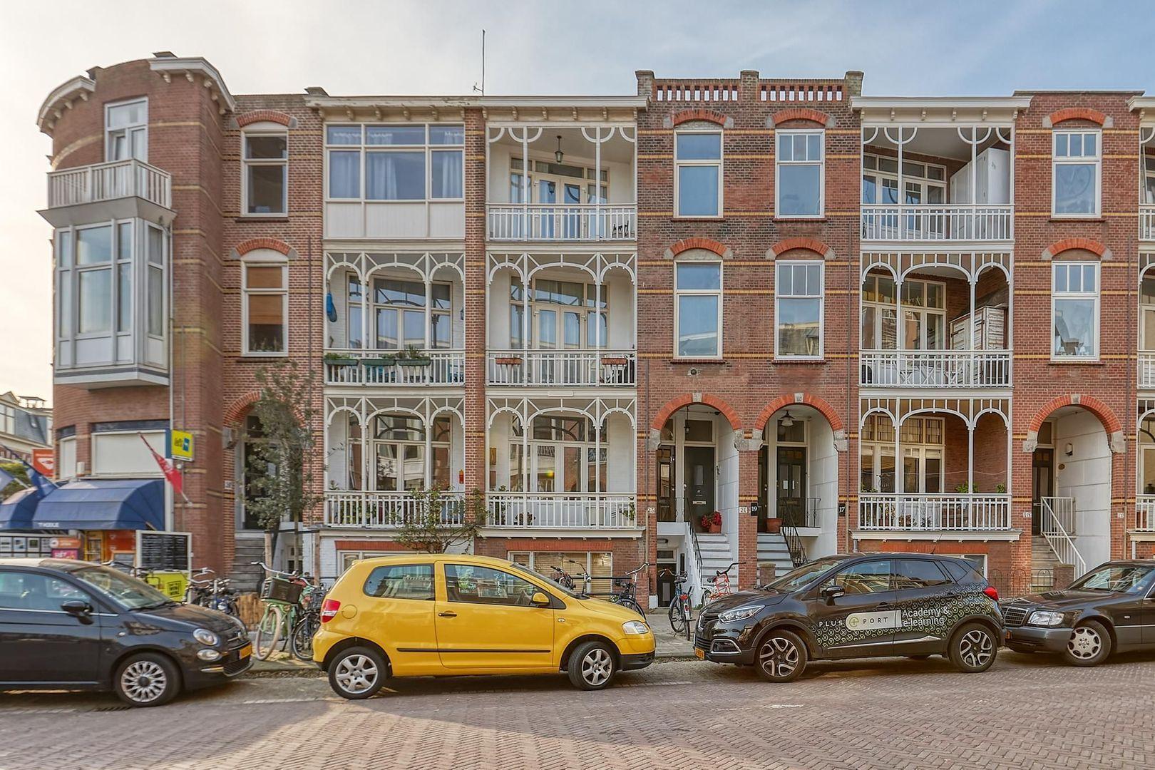 Rotterdamsestraat, Den Haag foto-39 blur