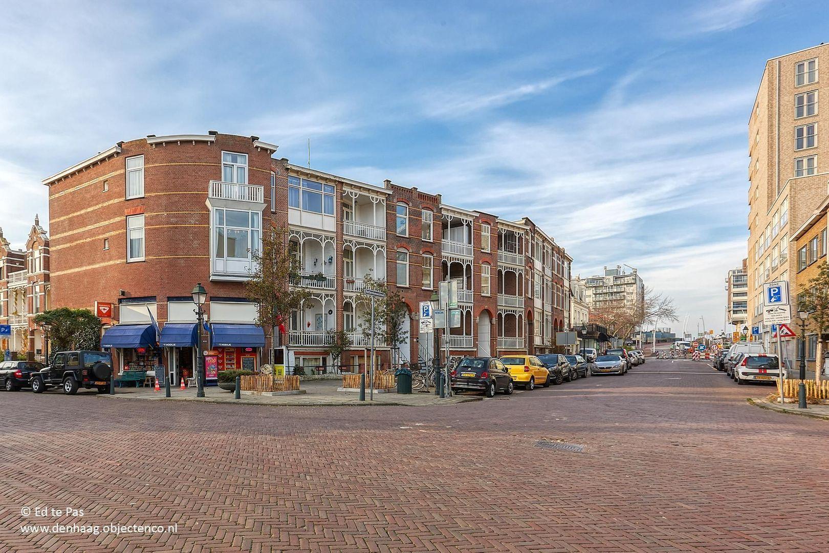 Rotterdamsestraat, Den Haag foto-41 blur