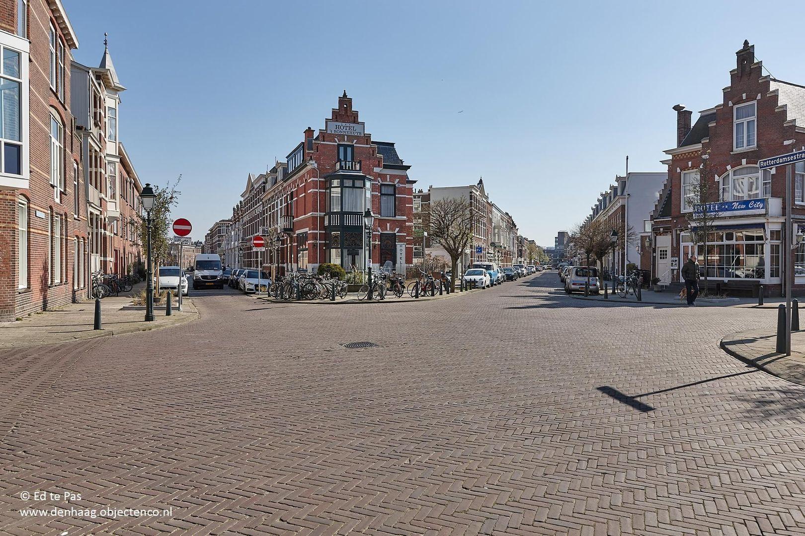 Rotterdamsestraat, Den Haag foto-42 blur
