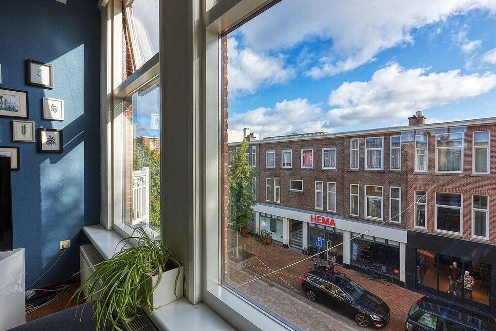 Fahrenheitstraat, Den Haag foto-6 blur