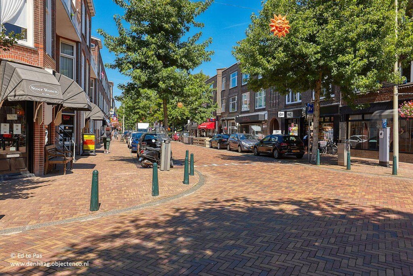Fahrenheitstraat, Den Haag foto-30 blur