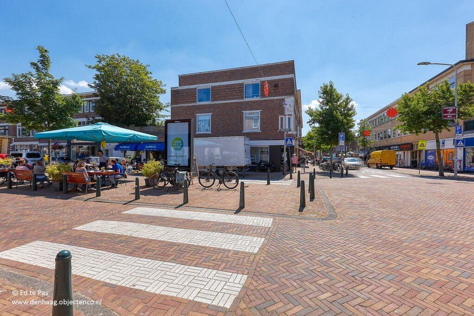 Fahrenheitstraat, Den Haag foto-31 blur
