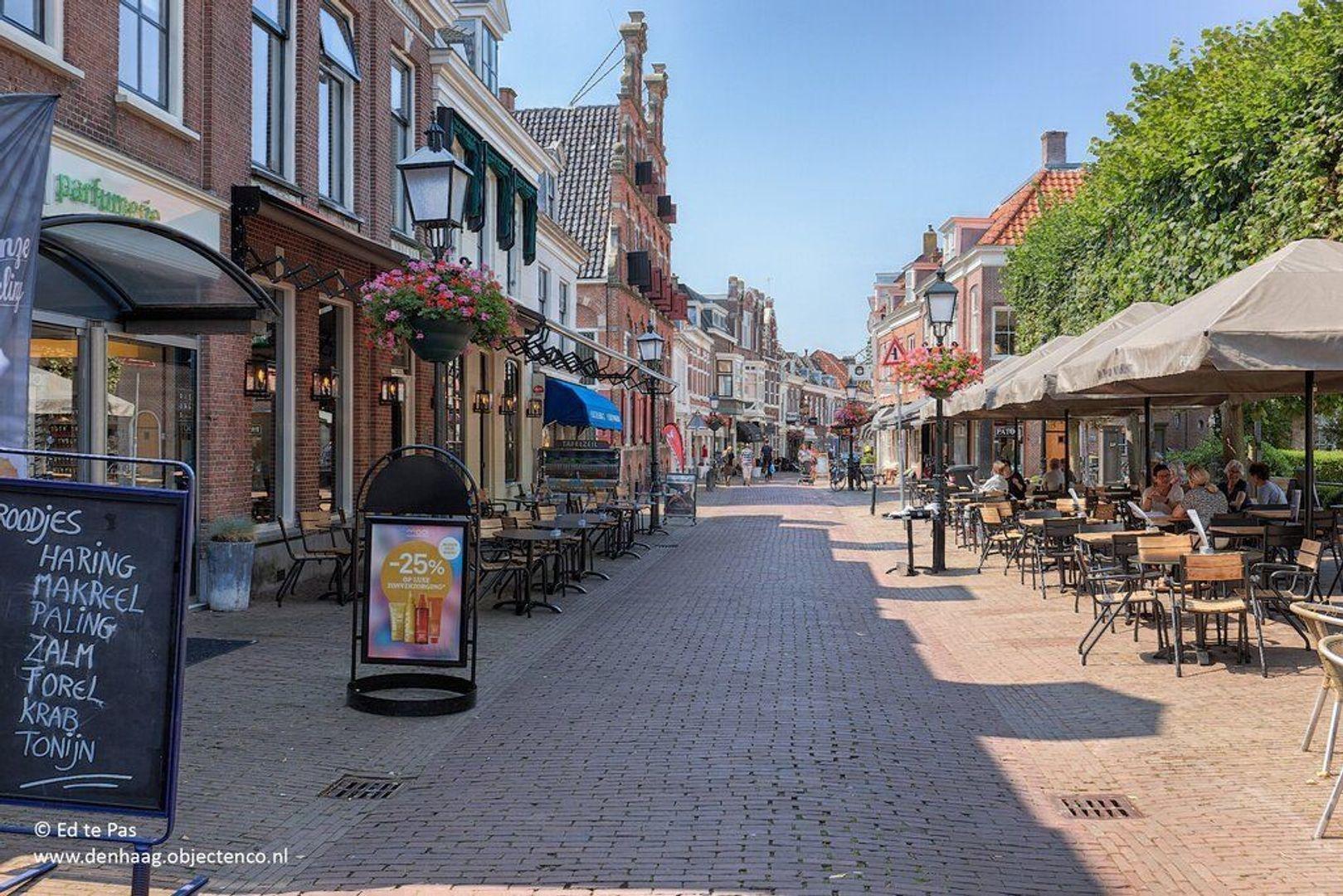 Guido Gezellestraat, Voorburg foto-31 blur