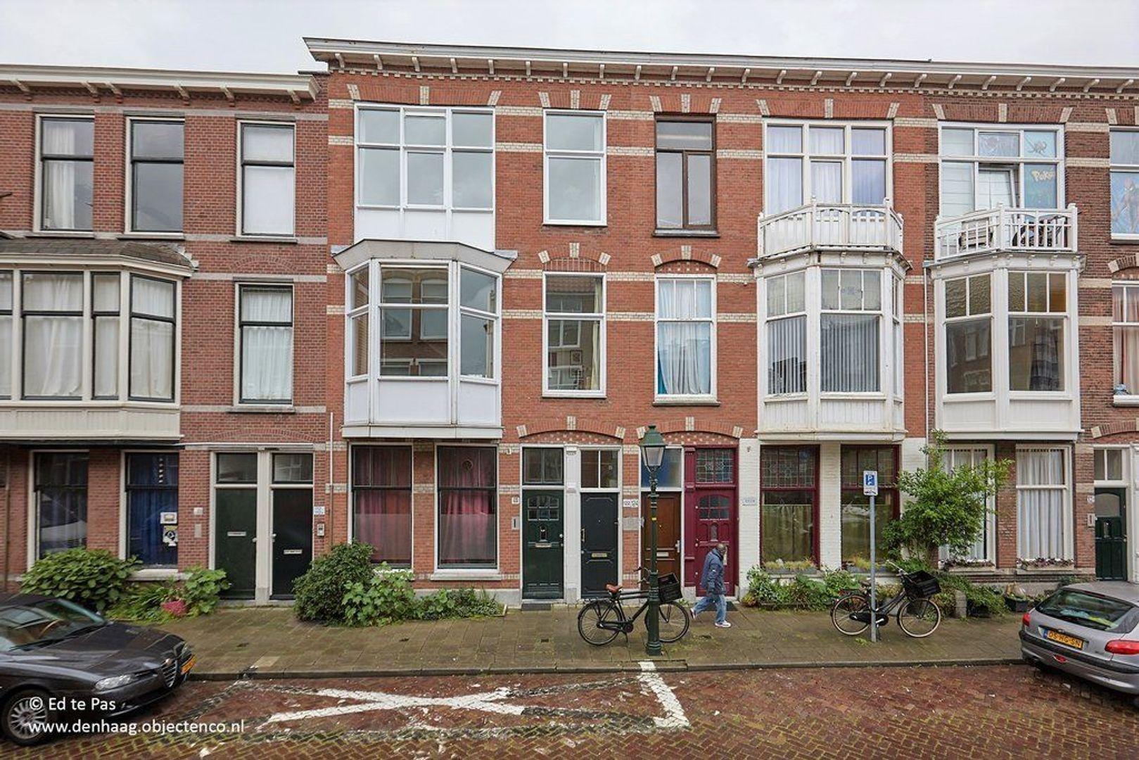 Fultonstraat, Den Haag foto-25 blur