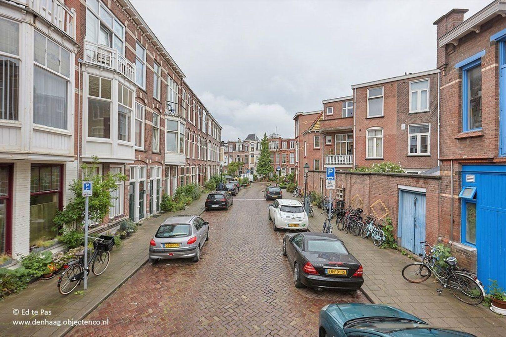 Fultonstraat, Den Haag foto-24 blur