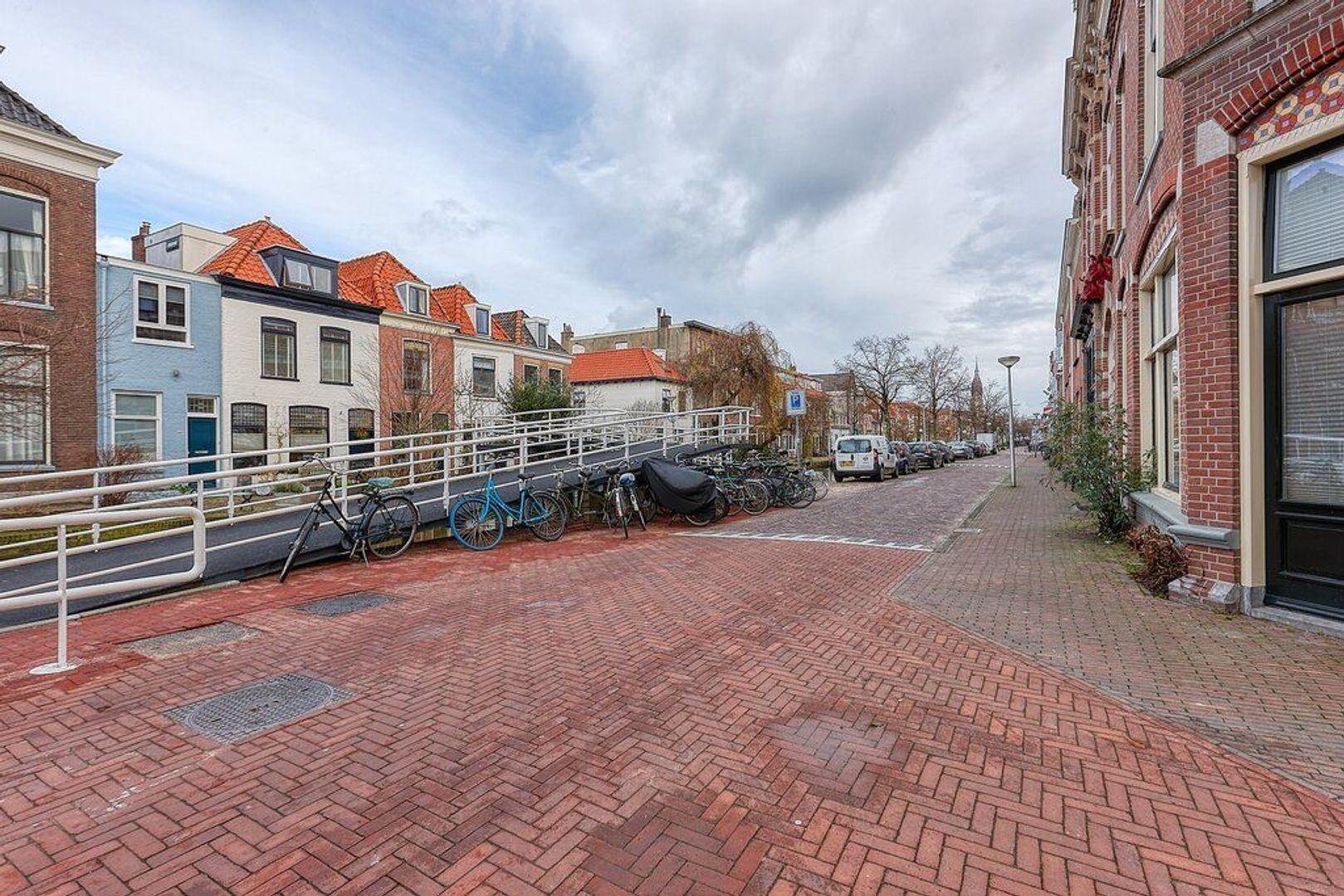 Van Bleyswijckstraat, Delft foto-19 blur
