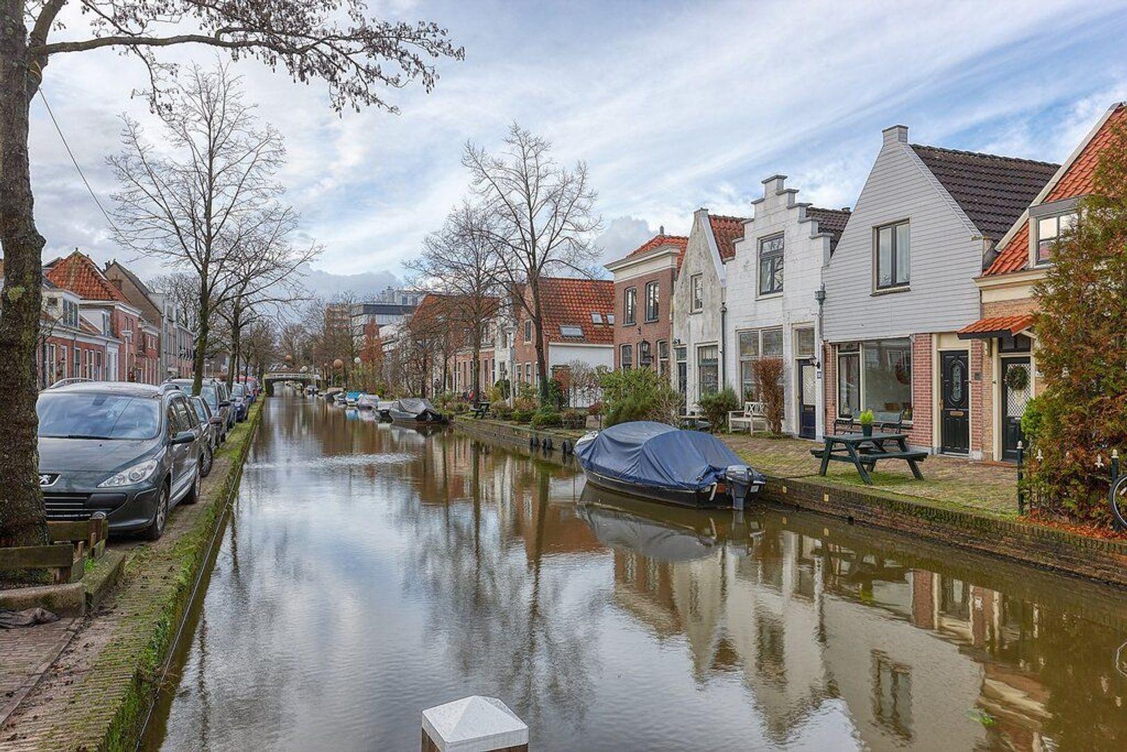 Van Bleyswijckstraat, Delft foto-20 blur