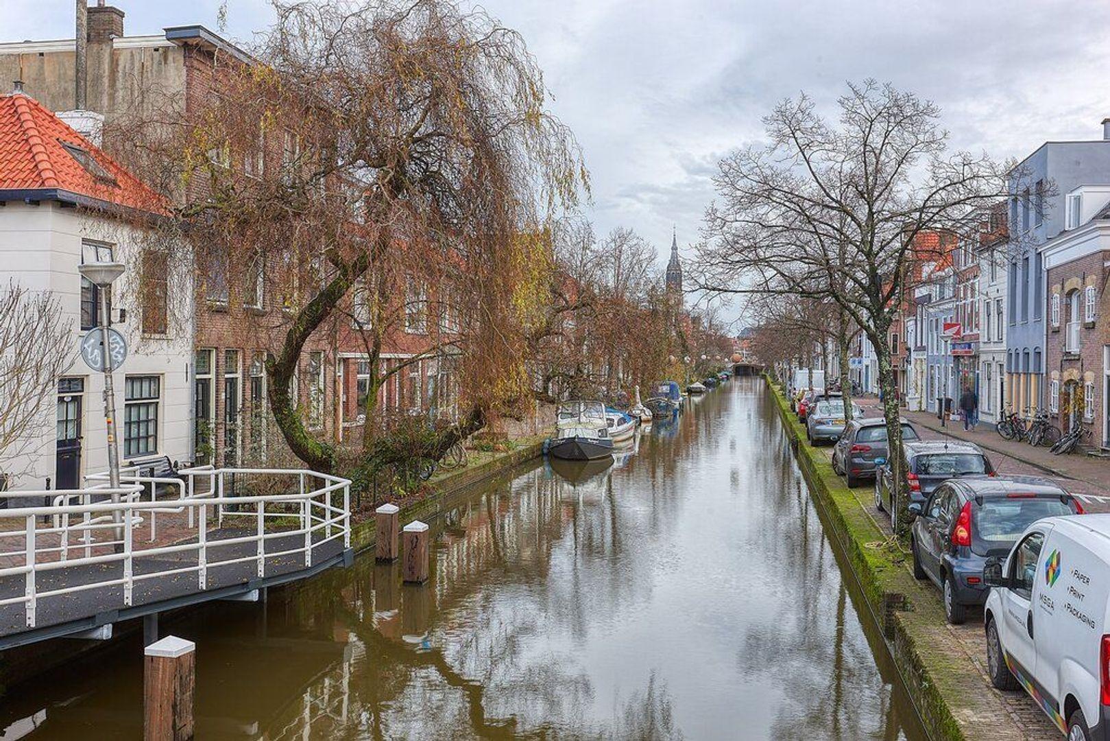 Van Bleyswijckstraat, Delft foto-21 blur