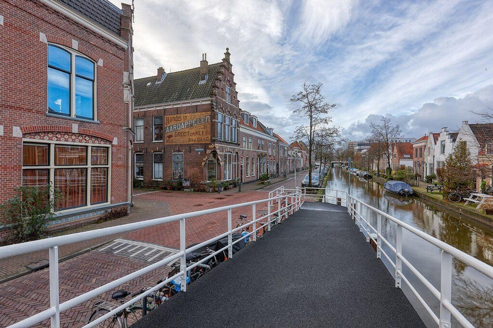 Van Bleyswijckstraat, Delft foto-22 blur