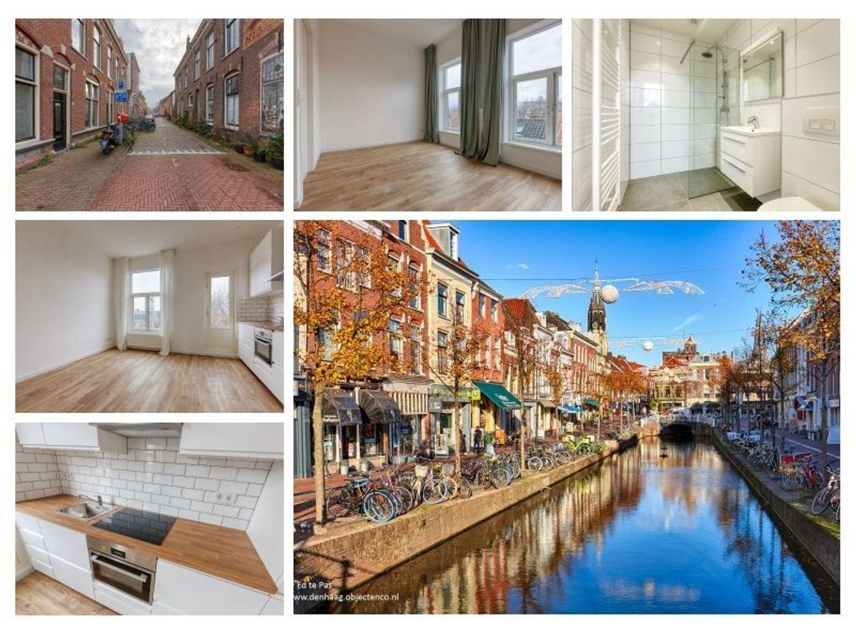 Van Bleyswijckstraat, Delft foto-1 blur