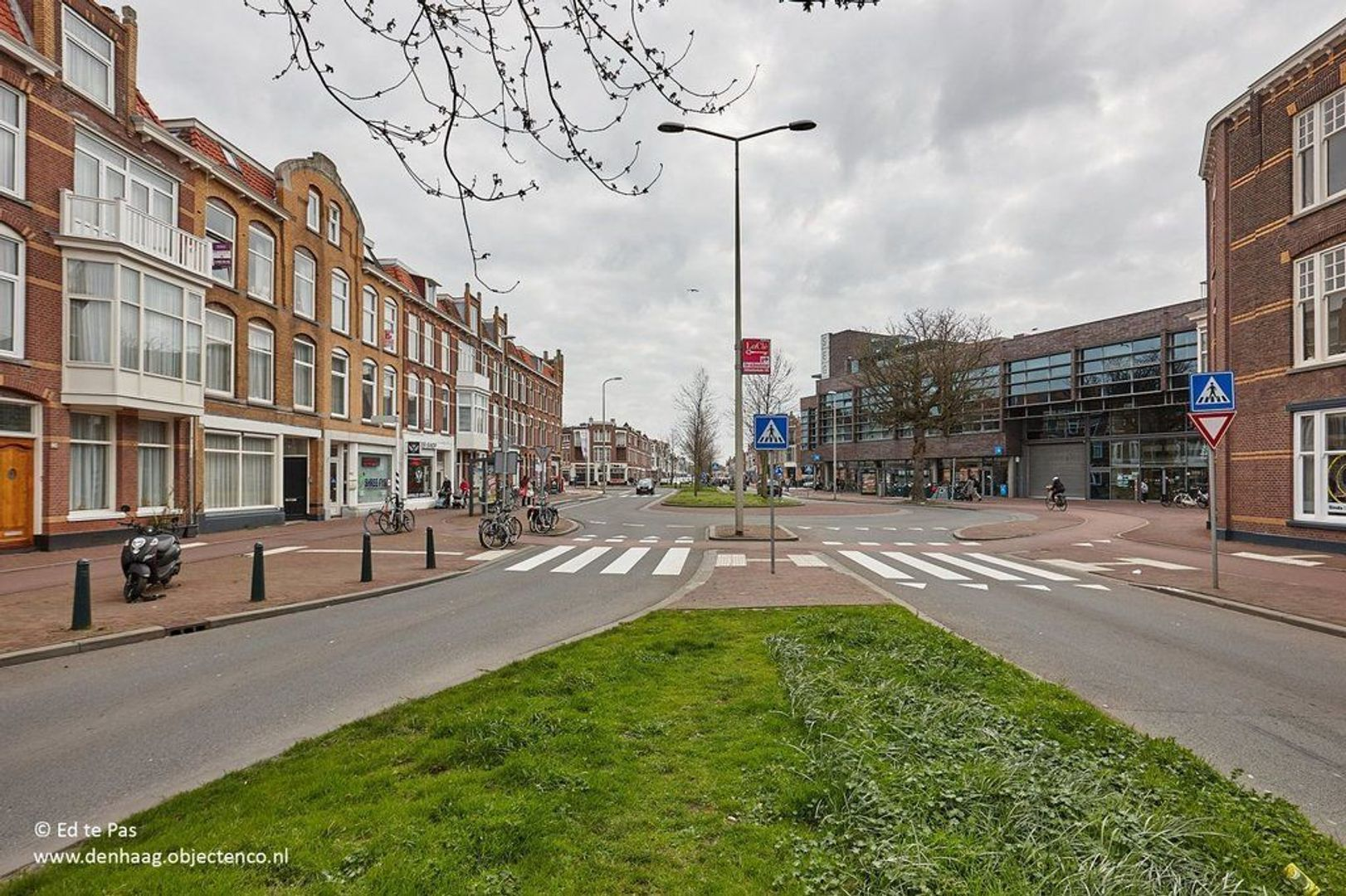 Valkenboslaan, Den Haag foto-24 blur