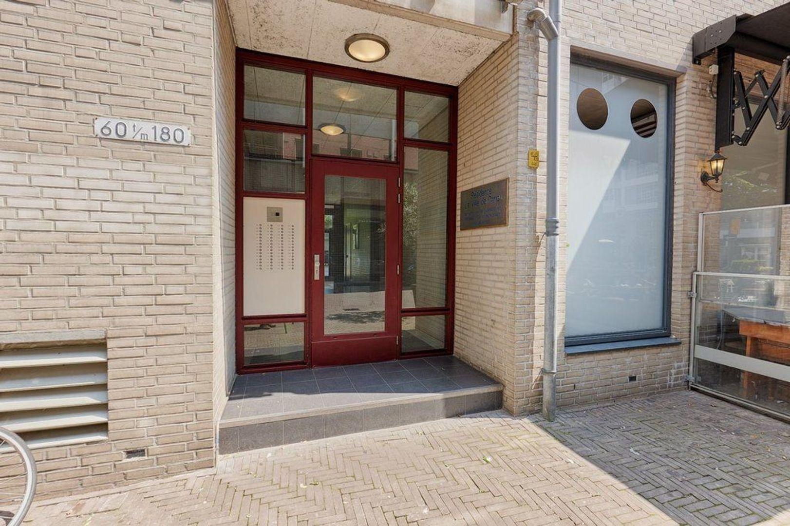 Korte Houtstraat, Den Haag foto-22 blur